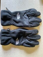THE NORTH FACE FLEECE GLOVES - L - USED