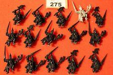 Juegos taller Warhammer elfos oscuros corsarios Regimiento 15 X Marauder ejército fuera de imprenta