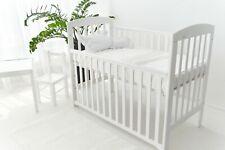 "Wooden Baby Cot Bed ""ORLANDO"" Drop Side"