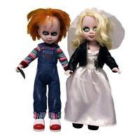 Living Dead Dolls Chucky & Bride Tiffany 2-Pack Ldd 2014 Rare Doll Killer