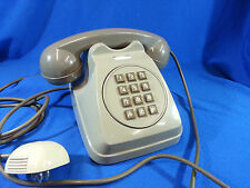 TELEFONO A TASTI SIP GRIGIO SU GRIGIO