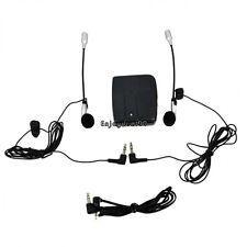 New Motorcycle Motorbike Helmet Wired Intercom 2-Way Headset Earphone OO55