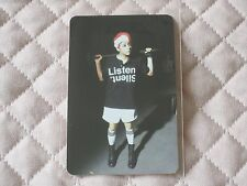 (ver. Amber) f(x) FX 3th Album Red Light Photocard Kpop SM