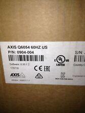 Axis Communications Q6054 60HZ PTZ 1 MP Dome Network Camera 0904-004 NIB