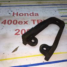 Honda TRX 400ex chain guide swing arm guard protector slider 99-04 video #53