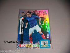 Adrenalyn XL Euro 2012 limited edition_ Franck Ribery - France