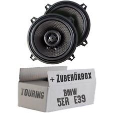 Audio System Lautsprecher für BMW 5er E39 Touring - 13cm 2-Wege Boxen Einbauset