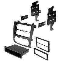 CD Player Installation Dash Mounting Kit Radio Trim w/ POCKET For ALTIMA 07-13