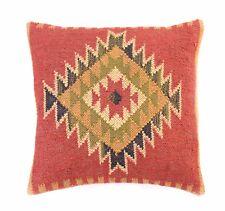 indian Kilim Rug Cushion Home Decor Living Room cushion Handwoven Jute Cushion