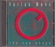 VARIUS MANX THE NEW SHAPE 1993 SPV 1 PRESS TOP RARE OOP CD POLSKA POLAND