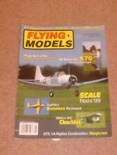 Flying Models Magazine January 2000