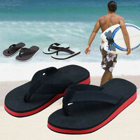 New  Men Shoes Beach Flat Flip Flops Summer Casual Sandals Slippers