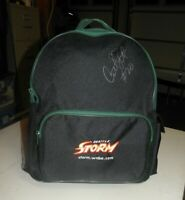 Seattle Storm backpack WNBA signed by Camille Little, Basketball