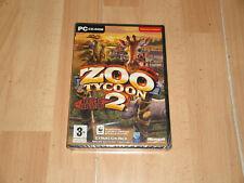 zoo tycoon 2 african adventure | eBay