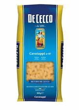 10x Pasta De Cecco 100% Italienisch Cavatappi n. 87 Nudeln 500g