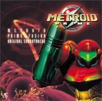 Metroid Prime And Fusion Original Soundtrack 2CD Game Music from Japan*