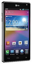 New Unlocked LG Optimus G E970 - 16GB - Black 8.0 mp Android Smartphone