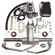 VW CLASSIC TIPO 1/T1 CAMPER/BEETLE 1600-1835cc Weber dfev CARB/CARBURATORE KIT
