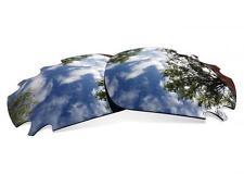 Lentes SURE de Recambio Polarizadas para Oakley Racing Jacket Vented Titanium