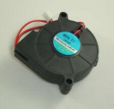Ventilador de capa Centrifugo 5015 12V Impresora 3D Blow Fan MK8