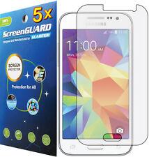 5x Clear LCD Screen Protector Samsung Galaxy Core Prime SM-G3606 SM-G360T G360V