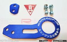 EPR Bleu Rear Tow Hook Honda Civic EG EK EP3 Type R Integra DC2 DC5 PRELUDE