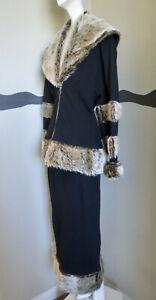 Vintage 1990s VAL PIRIOU Suit Lady's Lycra