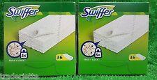 ( 0,31 €/Stück ) 36 SWIFFER Anti-Staub Bodentücher -gratis VERSAND!!!