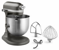 KitchenAid 8 Quart Commercial Stand Mixer (NSF Certified) - Dark Pewter