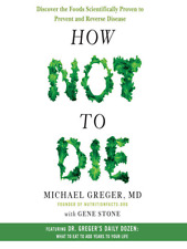 How Not To Die by Michael Greger / P.D.F / (E-B0K)