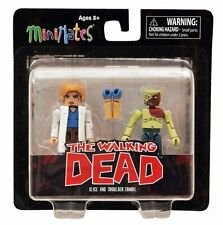 The Walking Dead Minimates Series 4: Alice and Shoulder Zombie 2-Pack NEW