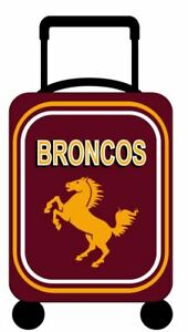 NRL Club Themed Lawn Bowls Trolley Bags