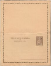 TIMOR, 1914. Paid Reply Letter Card H&G 22, Mint