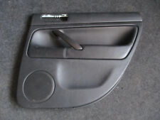 LEDER Türverkleidung hinten rechts VW Passat 3B 3BG Variant Verkleidung schwarz