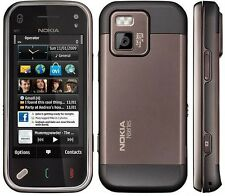 Nokia  N97 mini - 8 GB - Schwarz NavigationTOP (Ohne Simlock) Smartphone