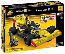 COBI - Renault 2010 Formula 1 Car (Pull Back Action) 250 Piece Block Set #NEW