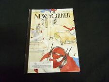 2011 JAN 17 NEW YORKER MAGAZINE - BEAUTIFUL FRONT COVER FOR FRAMING - C 814