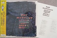 Pat  Metheny Group  -  More Travels   VideoArts  Japan  RaRe  Laserdisc Edition