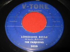 THE FASHIONS 45 I AM DREAMING OF YOU ORIG V-TONE OLDIES
