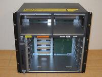 Cisco Catalyst WS-C4506-E 4506-E Switch Chassis + WS-X4596-E FAN