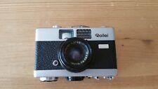 Rollei B 35 FOTOCAMERA VINTAGE 80s siongapore camera analogico Triotar 3,5/40 100% OK