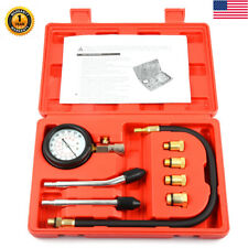 Cylinder Leak-down Tester Cylinder Engine Compression Lost Test Gauge Detector
