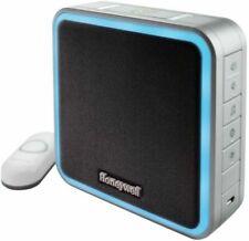Honeywell Series 9 Portable Wireless Doorbell & Push Button With Halo Light