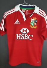 adidas 2013 British & Irish Lions Rugby Union Jersey kids 13-14 years (large)
