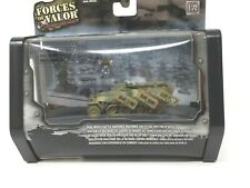 2006 Forces of Valor German Sd.Ktz.251 Ausf. D #85010 1/72 scale New Old Stock