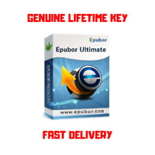 Epubor Ultimate Converter v3✔️For Windows✔️Lifetime Licence key✔️Fast Delivery