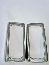 Whelen 700 Series Aluminum Bezel Lh77587759