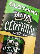 Sawyer Products Premium 24oz Permethrin Clothing Insect Repellent Trigger Spray