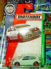 Matchbox Volkswagen Golf Gti Gray 2017