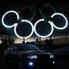 BMW E46 Coupe 2D LED CCFL Angel Eyes 105MM 4Pcs ccfl halo ring light car bulb